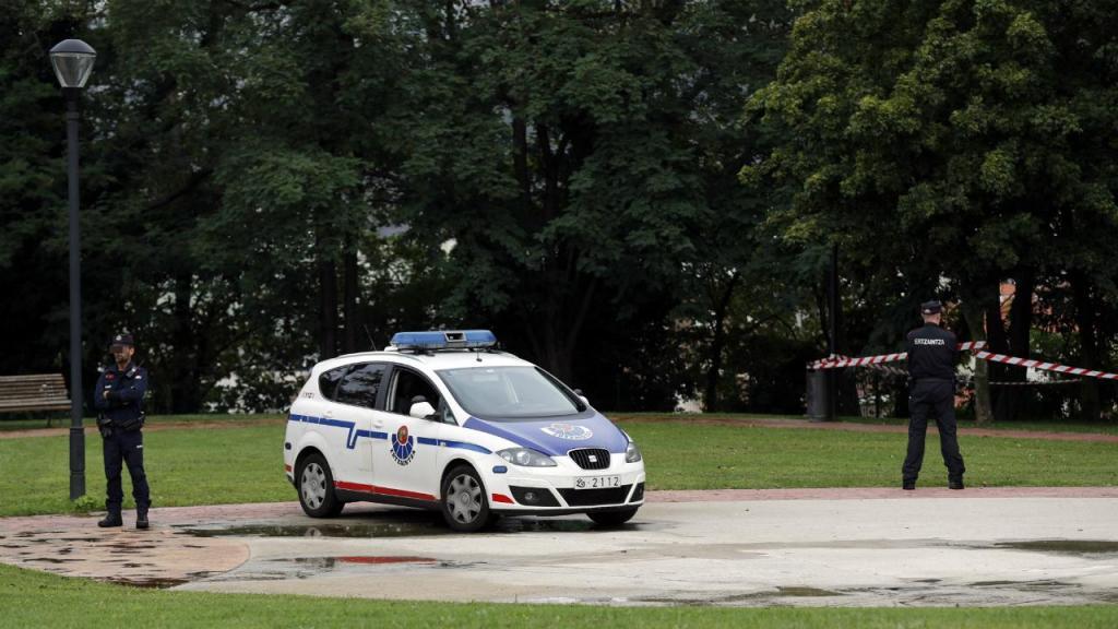 Polícia de Bilbau