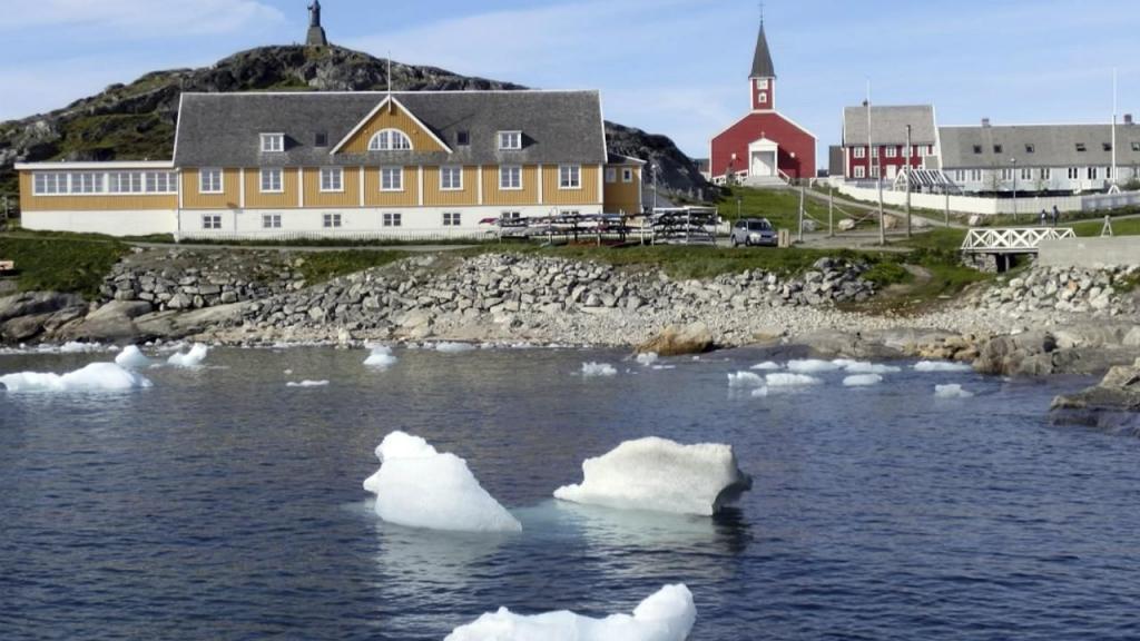 Degelo na Gronelândia (Junho 2019)