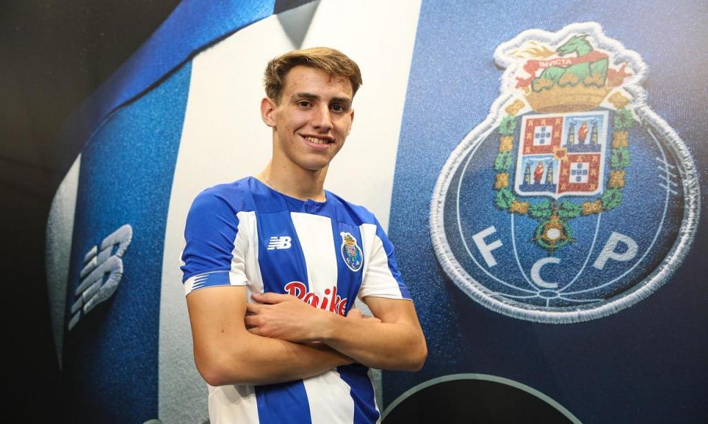Rodrigo Auzmendi (FC Porto)