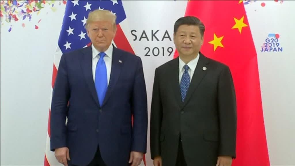 Braço de ferro entre EUA e a China está a afetar a economia mundial