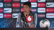 Lage explica 'aquele' pontapé de baliza frente ao Milan