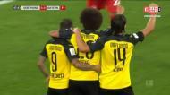 Paco Alcácer abre o marcador no Dortmund-Bayern