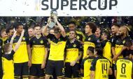 Dortmund vence Supertaça da Alemanha