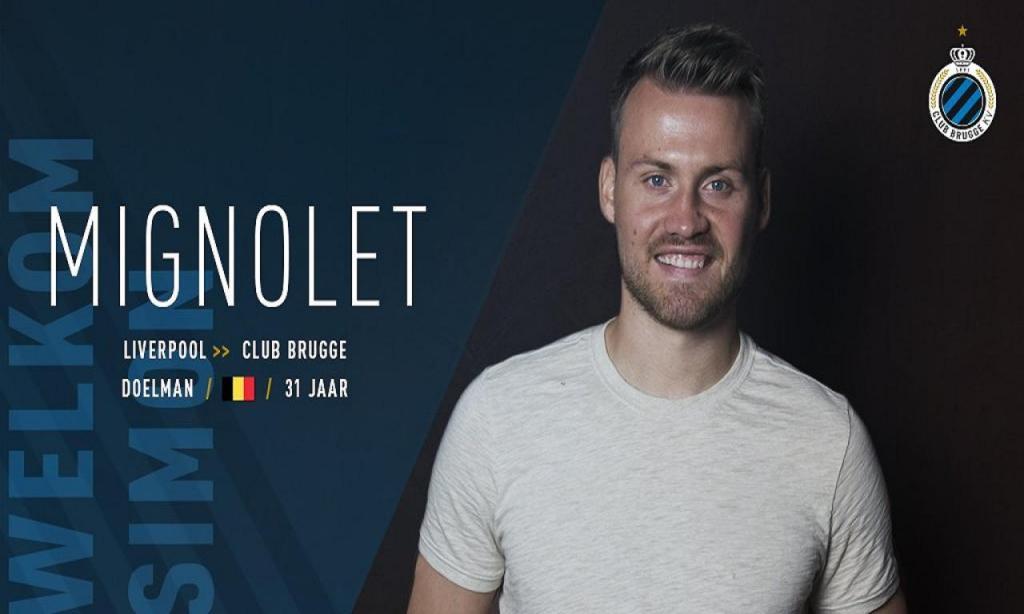 Mignolet (Club Brugge)