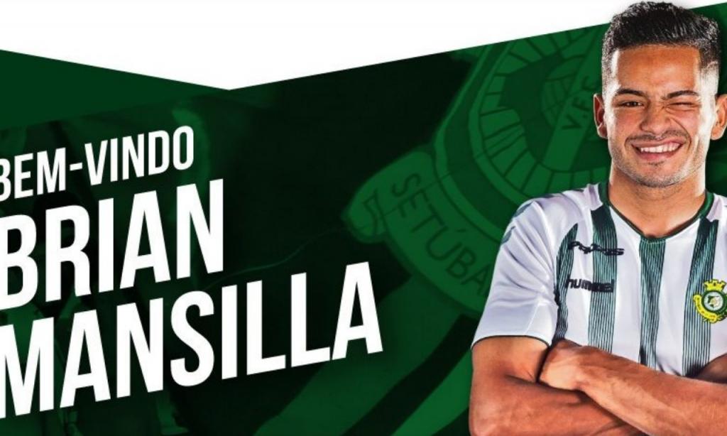 Brian Mansilla (site Vitória de Setúbal)