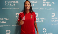 Nycole Rasyla (site Benfica)
