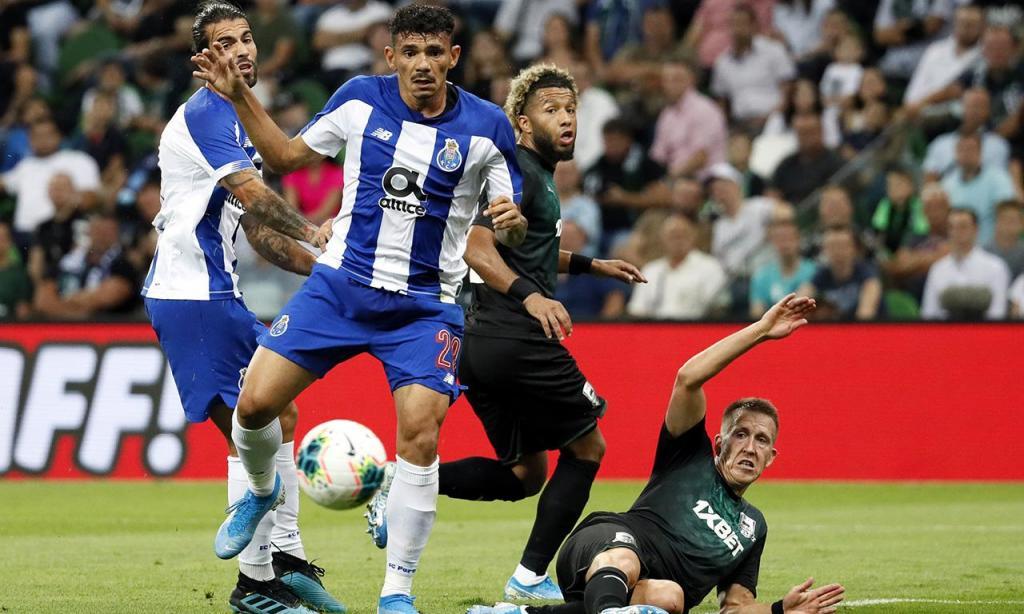 Krasnodar-FC Porto