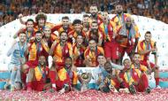 27.º Galatasaray (366 milhões de euros)