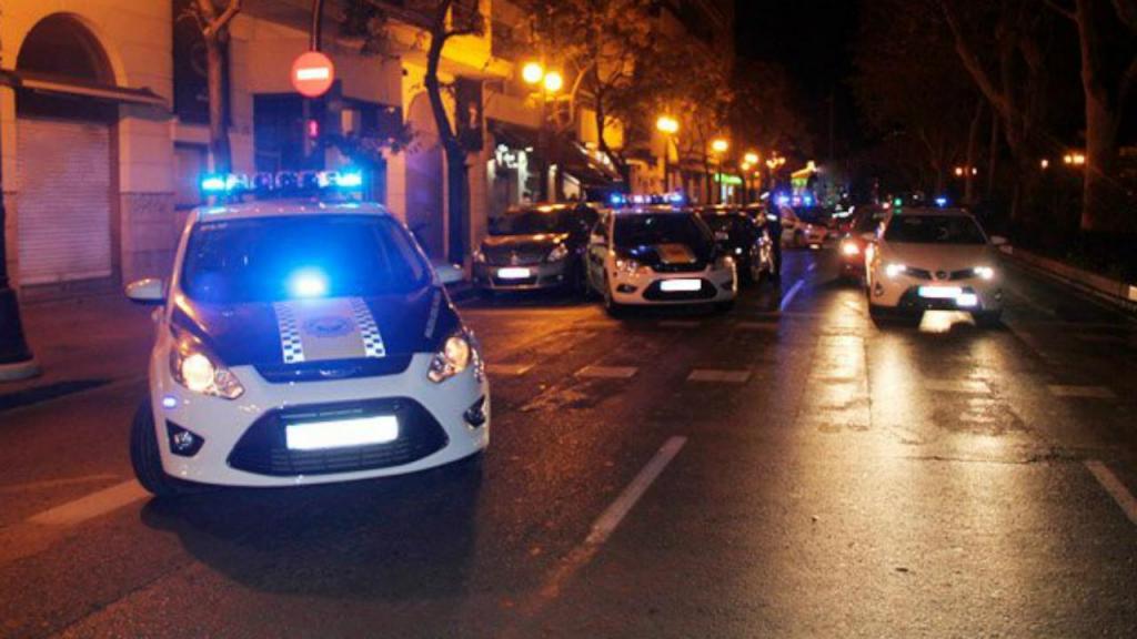 Polícia de Valência