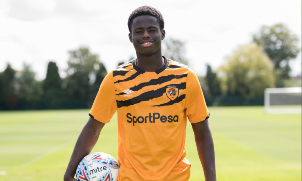 Leonardo Lopes (twitter Hull City)