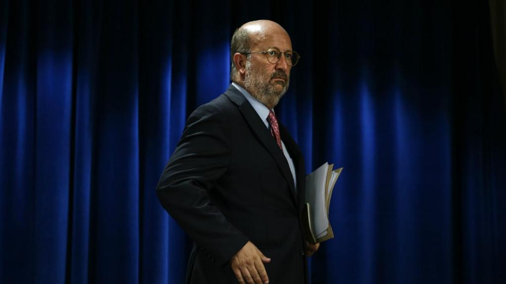 João Pedro Matos Fernandes - Ministro do Ambiente