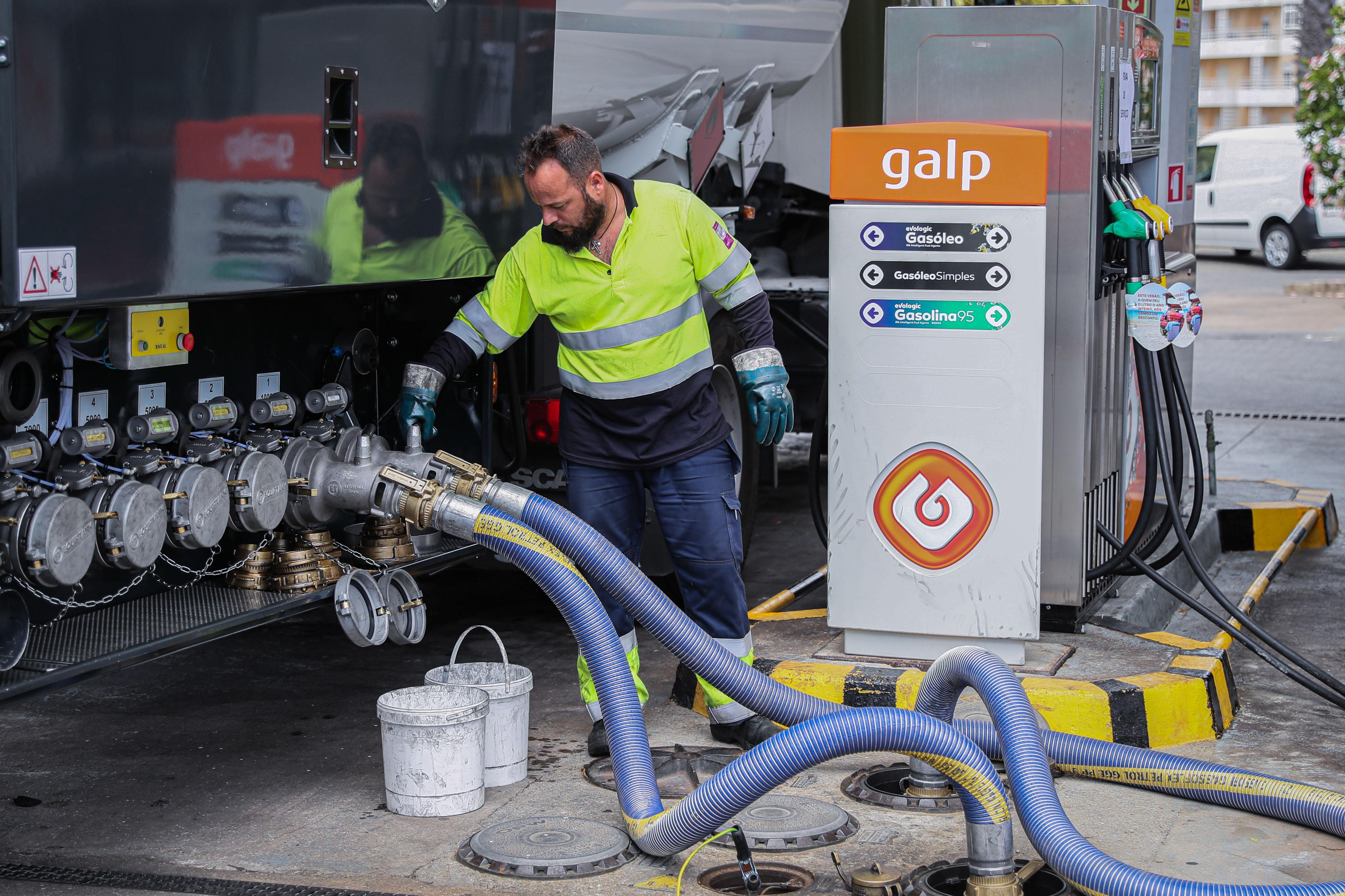 Greve dos motoristas já está a condicionar stocks de combustível em alguns postos de abastecimento
