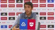 Os rasgados elogios de Lage a muitos jogadores do Benfica