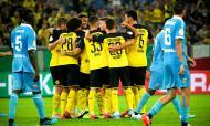 Dortmund em frente na Taça da Alemanha