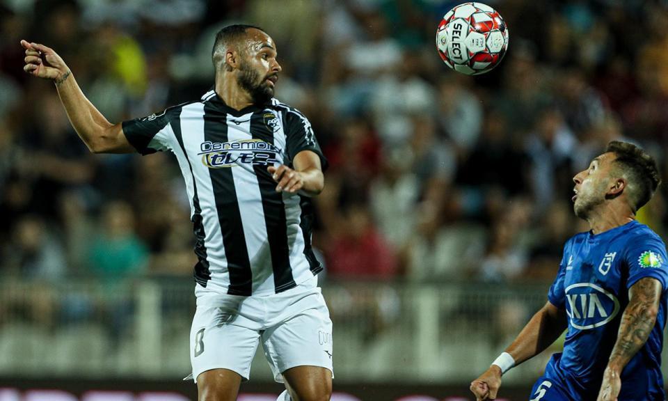 Portimonense: Paulinho e Iury Castilho falham FC Porto