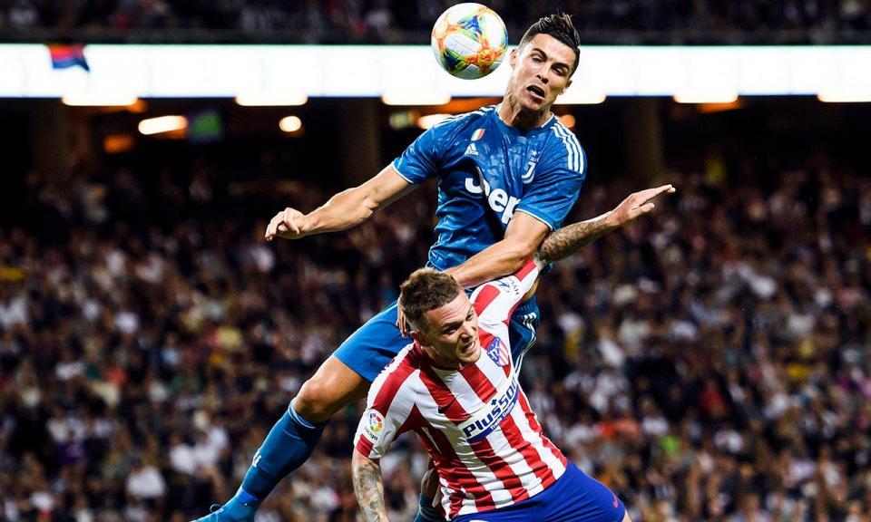 Liga dos Campeões: Félix recebe Ronaldo na primeira jornada