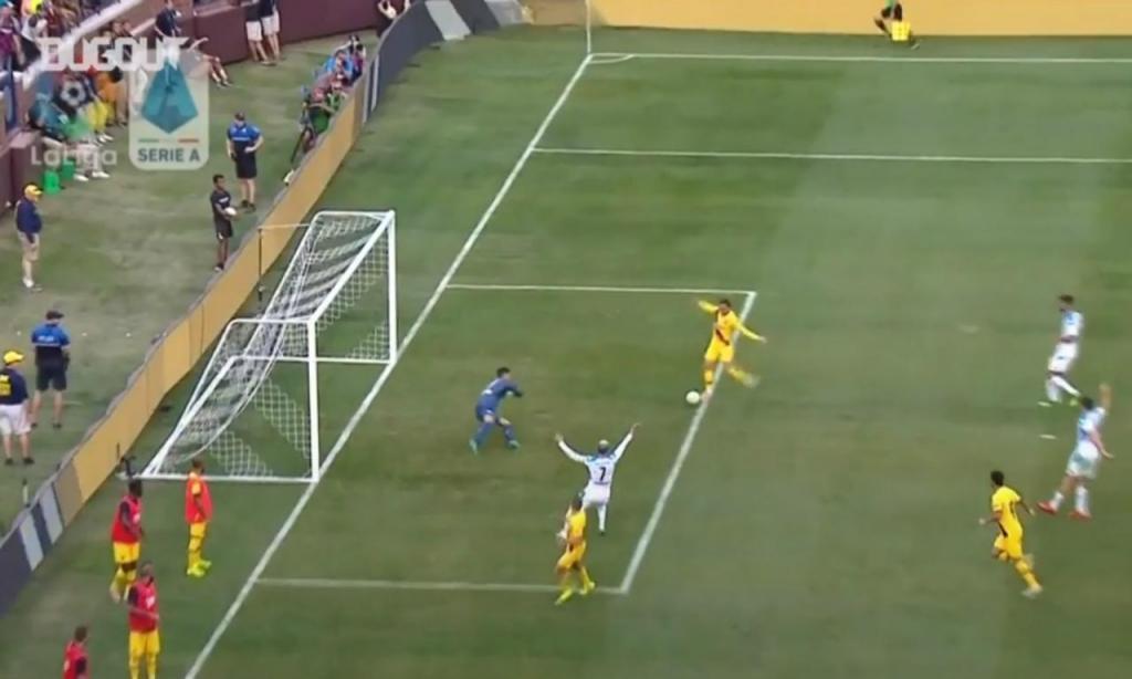 Primeiro golo de Griezmann pelo Barcelona