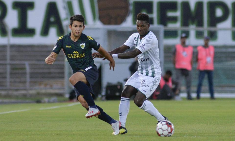 VÍDEO: Toro (Tondela) marca na estreia pela seleção das Honduras
