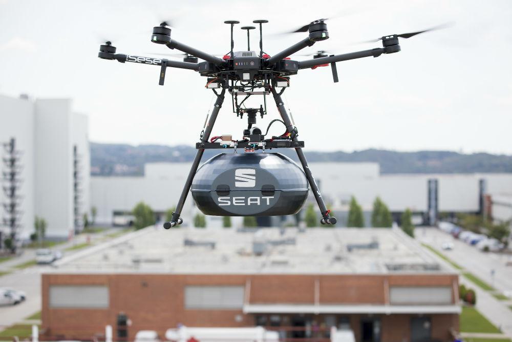 Seat Drones