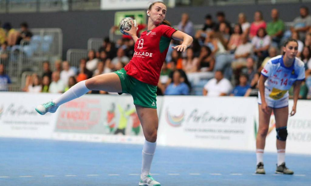 Joana Resende - Foto site Benfica