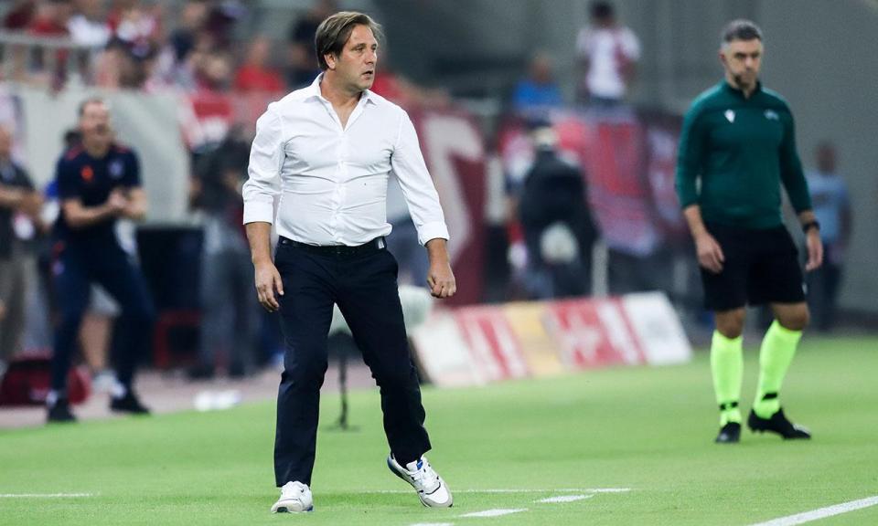Liga Campeões: Olympiakos no play-off com golo de Rúben Semedo