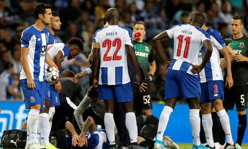 FC Porto-Krasnodar