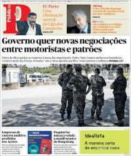Revista de imprensa de 14 de agosto