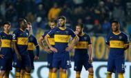 Boca Juniors-Almagro (EPA/DEMIAN ALDAY)