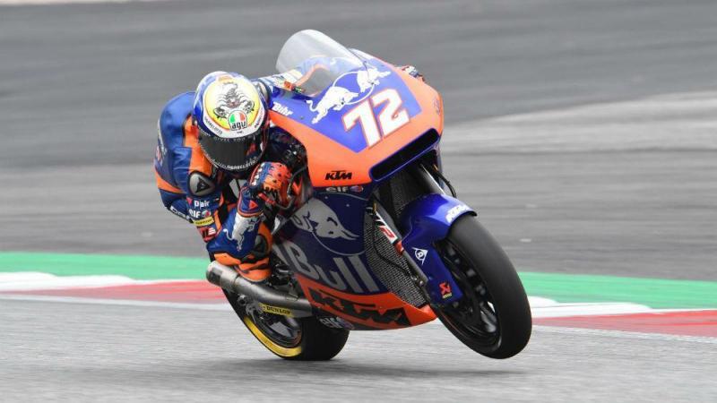 Marco Bezzecchi  (Tech3 KTM Moto2)