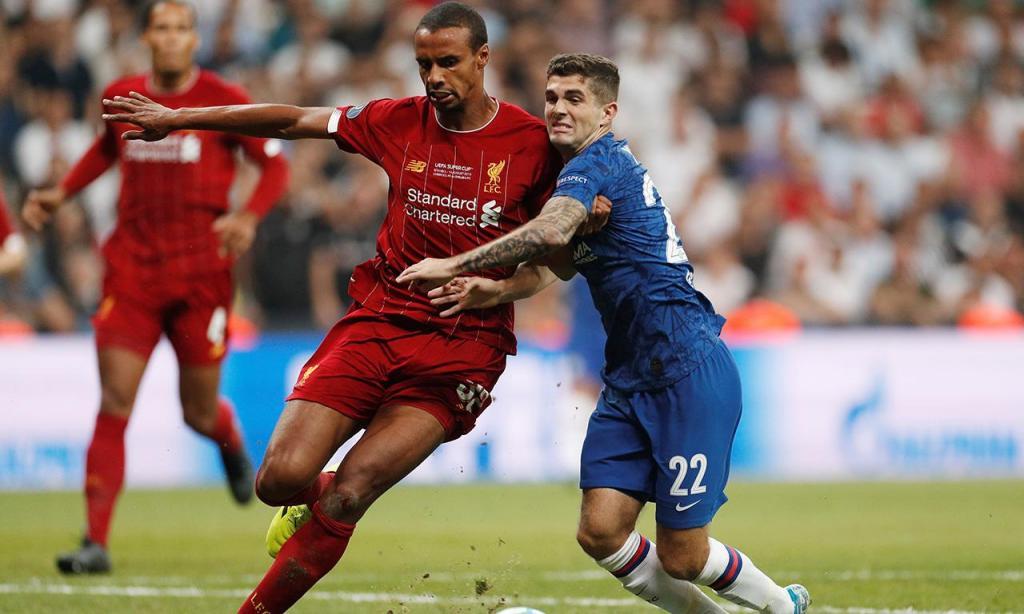 Liverpool-Chelsea