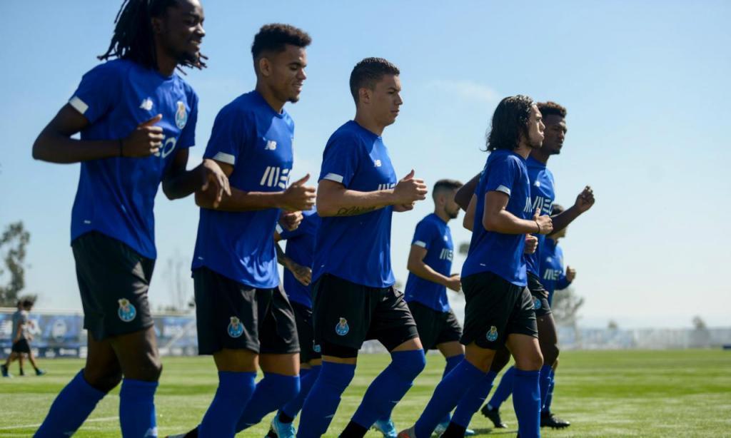 FC Porto treino