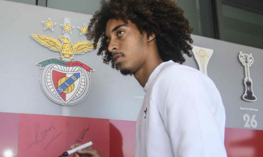 Tomás Tavares (SL Benfica)