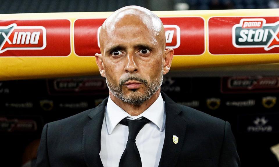 Miguel Cardoso despedido do AEK, avançam na Grécia