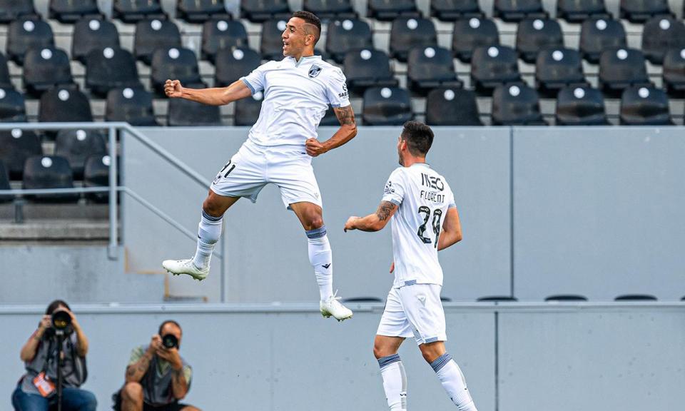 Acordo com a PSP permite mudança da data do V. Guimarães-Eintracht Frankfurt