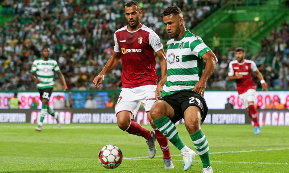 VÍDEO: Vietto genial e Bruno Fernandes assiste Luiz Phellype
