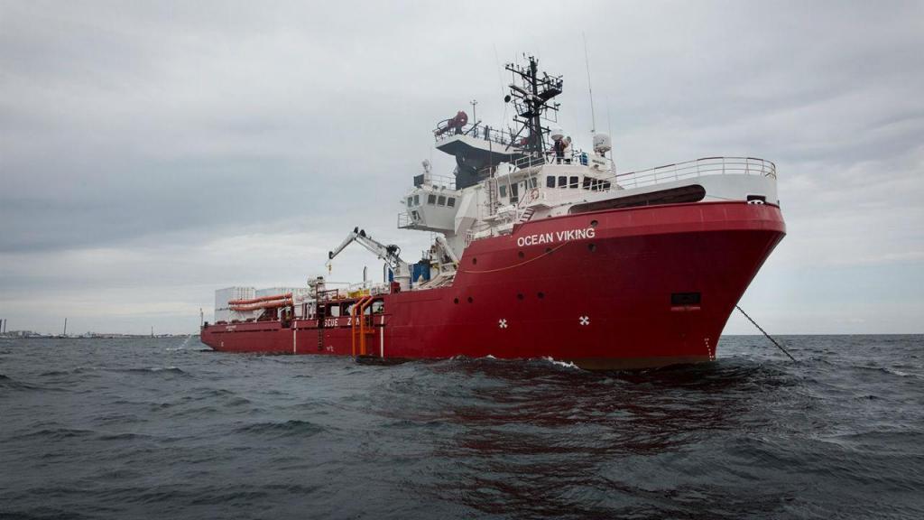 Navio Ocean Viking