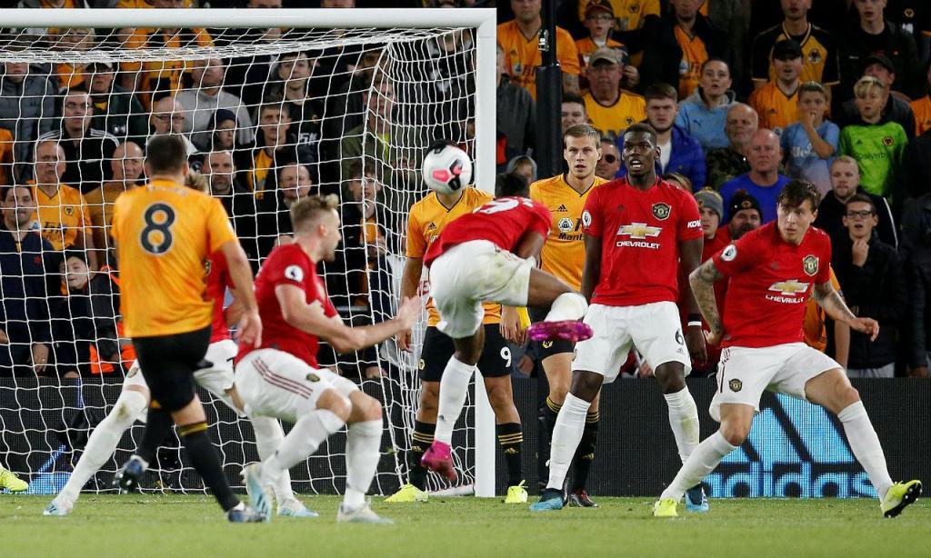 Wolves-Man Utd (Reuters)