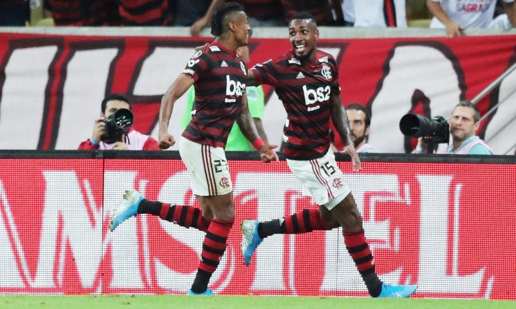 Flamengo-Internacional (EPA/ANTONIO LACERDA)