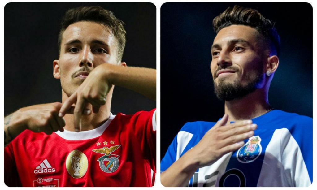 Diferença Grimaldo-Alex Telles é a diferença entre FC Porto e ...