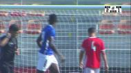 Sub-23: avançado do Feirense falha com a baliza escancarada