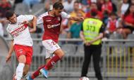 Sp. Braga-Spartak Moscovo