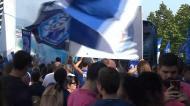 VÍDEO: FC Porto já está a caminho de Lisboa