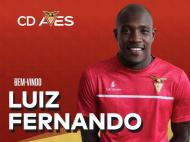 Luiz Fernando (foto CD Aves)