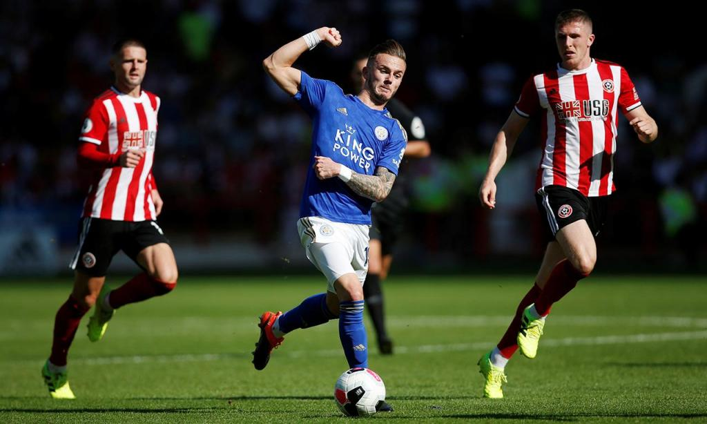 Sheffield United-Leicester