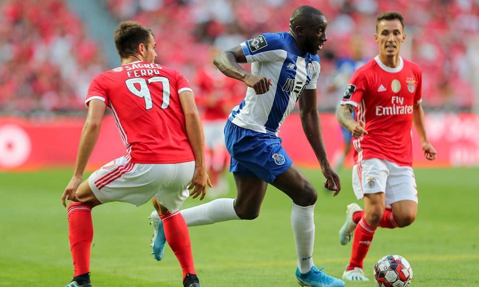 Ferro foi o pior do «apagão» do Benfica: os números que o comprovam