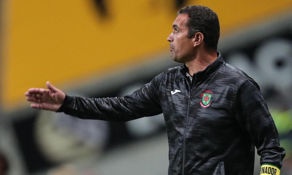 Paços Ferreira despediu Filipe Rocha