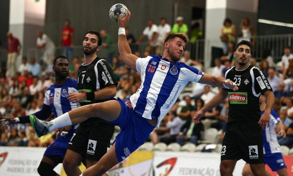 Supertaça de andebol: FC Porto-Águas Santas