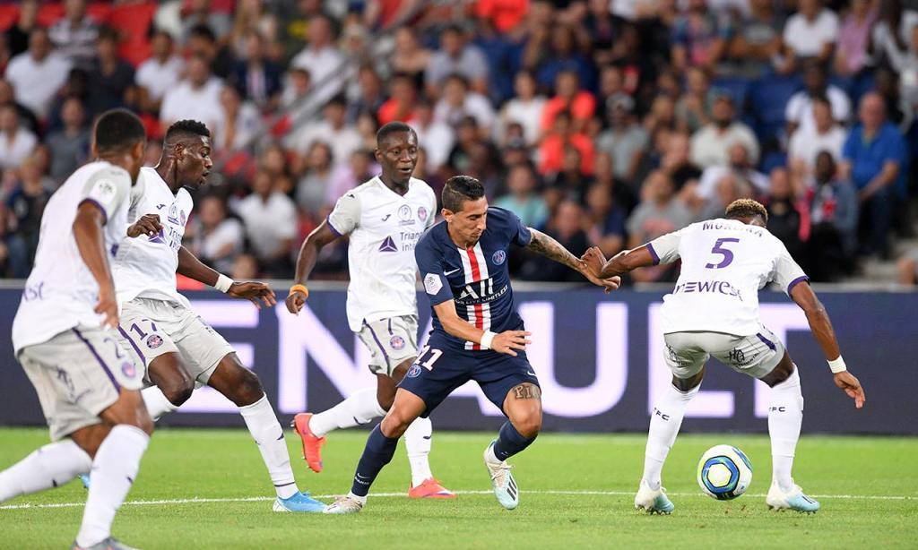PSG-Toulouse