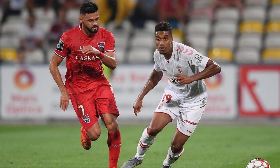 Gil Vicente-Sp. Braga, 1-1 (crónica)