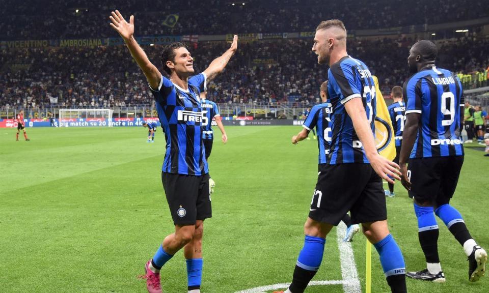 Claque do Inter explica a Lukaku: «Pode parecer racismo, mas não é»